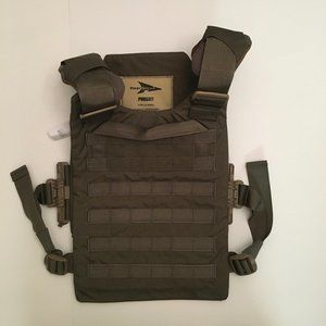 New FirstSpear Pursuit Body Armor Plate Carrier